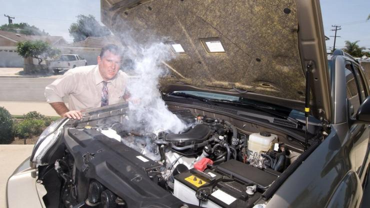 Otomotif-Cara Mengatasi Overheat pada Mesin Mobil Otomotif